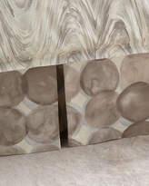 Jane Wilner Designs Tides Orb Queen Dust Skirt