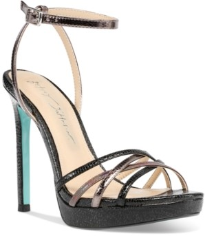 Betsey Johnson Avah Evening Shoes Women's Shoes