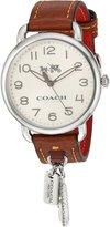 Coach Women's Delancey - 14502741 Watch