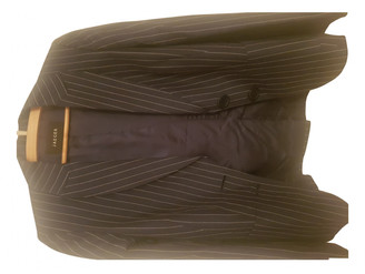 Jaeger Navy Silk Jackets