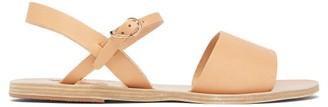 Ancient Greek Sandals Kaliroi Leather Sandals - Womens - Tan