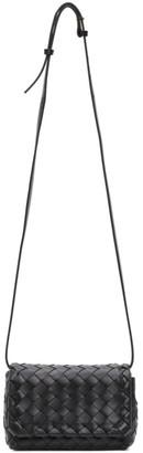 Bottega Veneta Black Intrecciato Mini Bag