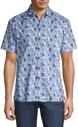 Bertigo Printed Short-Sleeve Shirt