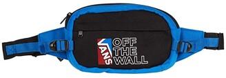 Vans Aliso II Hip Pack (Black/Victoria Blue) Backpack Bags