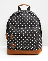 Mi-Pac All Stars Black Backpack