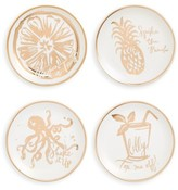 Lilly Pulitzer Set Of 4 Coasters