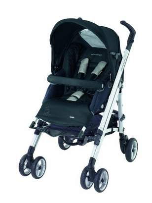 Bebe Confort Loola Modular Pushchair Total Black