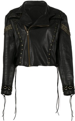 A.N.G.E.L.O. Vintage Cult 1980s Studded Jacket