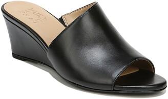 Naturalizer Sansa Wedge Slide Sandal