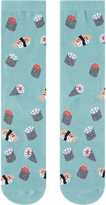 Accessorize All Over Lucy Sushi Socks