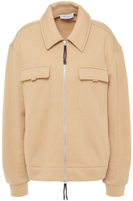 Ninety Percent French Cotton-terry Jacket