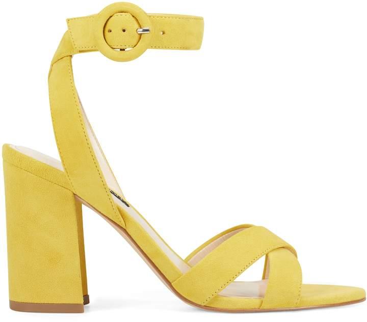 Nikki Block Heel Sandals