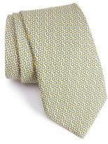 Vineyard Vines Men's Seashell Print Silk Tie