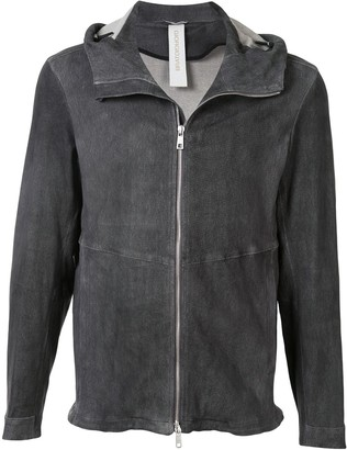 Giorgio Brato Washed Effect Jacket