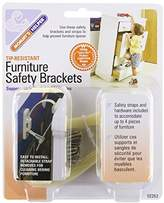 Mommys Helper Mommy's Helper Tip Resistant Furniture Safety - 3 Packs Of 8 Count = 24 Count