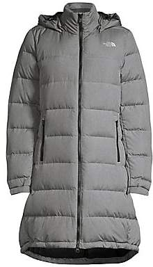 The North Face Women's Metropolis III Standard-Fit Down Puffer Parka