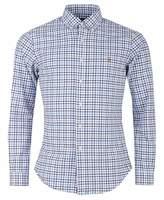 Polo Ralph Lauren Slim Long Sleeved Multi Check Shirt
