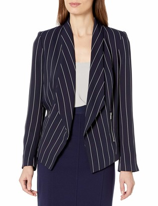 Jones New York Women's Open Front Jacket