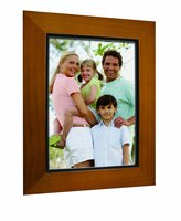 Dakota Prinz 5 by 7-Inch Wood Frame
