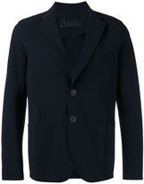 Herno single patch pocket blazer - men - Polyamide/Spandex/Elastane - 48