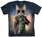 The Mountain Tom Cat T-Shirt