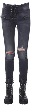 Unravel Skinny Fit Jeans