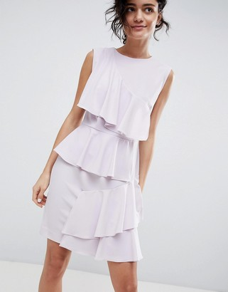 2nd Day Tiered Ruffle Dress