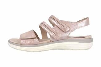 Jana Women's 8-8-28402-22 Ankle Strap Sandals
