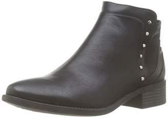 Maria Mare Women's 62634 Ankle Boots, Black (Brush/Lycra Negro C47752)