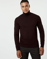 Le Château Cotton Turtleneck Sweater