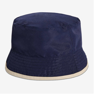 Joe Fresh Kid Boys' Reversible Bucket Hat, Tan (Size L/XL)