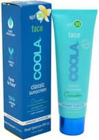 Coola Classic Face Sunscreen Moisturizer SPF 30 - Cucumber Sunscreen 50.15 ml