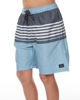 Swell Kids Boys Division Beach Short Blue