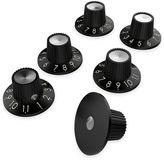 Gama-Go Gamago® Dialed-In Magnets in Black (Set of 6)