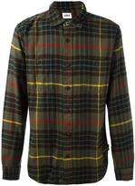 Edwin checked shirt