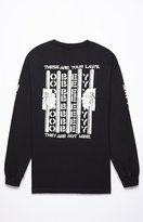 Obey Laws Long Sleeve T-Shirt