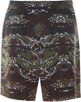 Marcelo Burlon County of Milan Pilar camouflage-print shorts