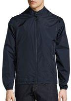Z Zegna Slim-Fit Packable Light Shell Travel Jacket