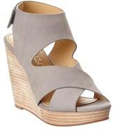 Splendid Jess Leather Wedge Sandal.