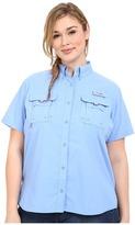 Columbia Plus Size BahamaTM S/S Shirt