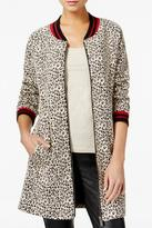 Sanctuary Leopard Duster Jacket