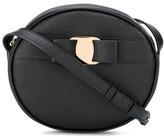 Salvatore Ferragamo Vara Round Leather Mini Bag