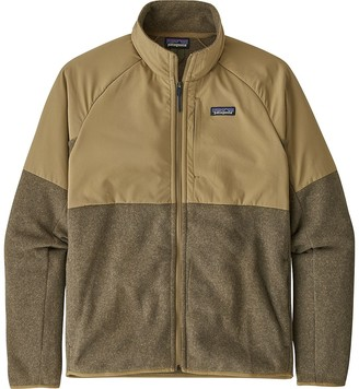 Patagonia Lightweight Better Sweater Shelled Jacket - Men's