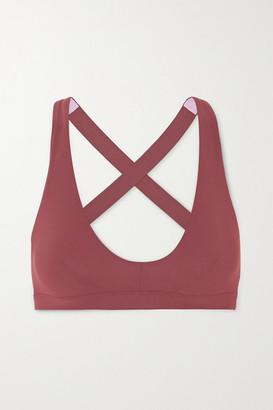 Vaara Maribel Stretch Sports Bra - Pink