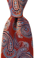 Daniel Cremieux Paisley Bloom Traditional Silk Tie