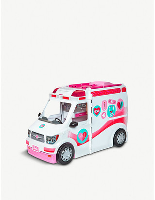 Barbie Care Clinic medical vehicle set