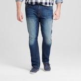 Mossimo Men's Big & Tall Slim Fit Jeans Medium Wash