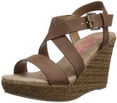 Jellypop Women's NIYA Wedge Sandal