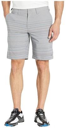 Travis Mathew 3 Days Shorts (Light Grey) Men's Shorts