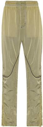 Alyx quantum tech zip detail trousers